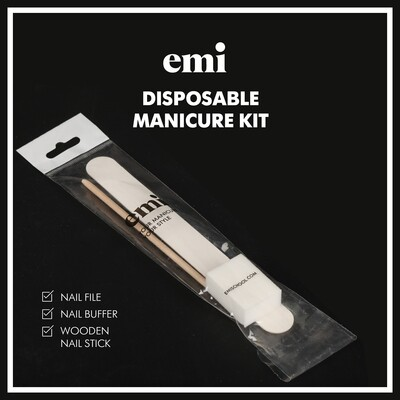 Disposible Manicure Kit