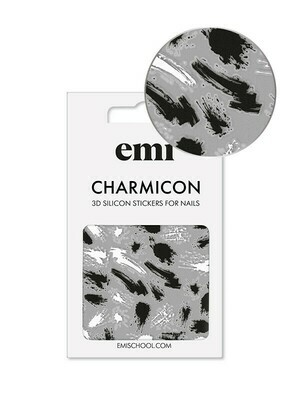 Charmicon 3D Silicone Stickers #169 Draft