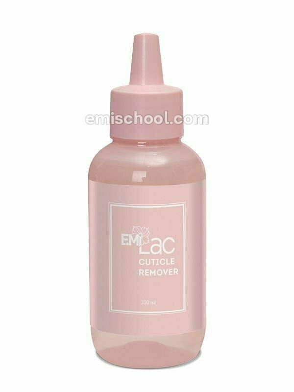 E.MiLac Cuticle Remover 100 ml.