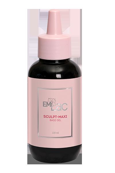 E.MiLac Sculpt-Maxi Base Gel, 100 ml.