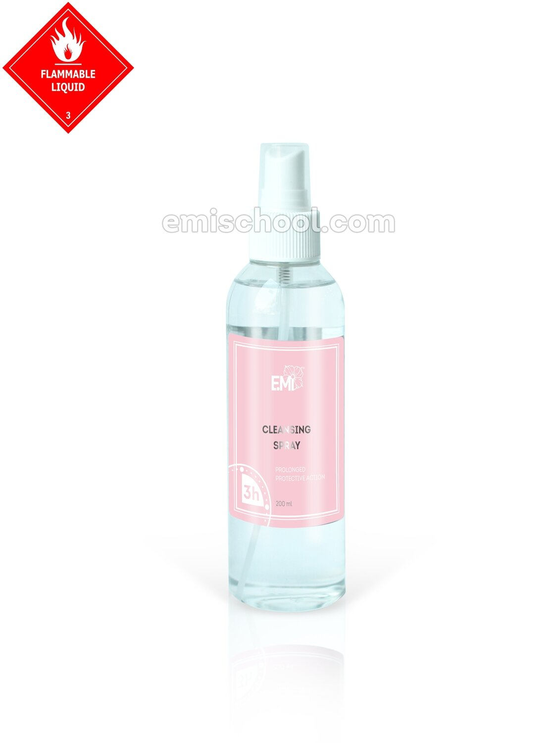 Cleansing spray 200 ml.