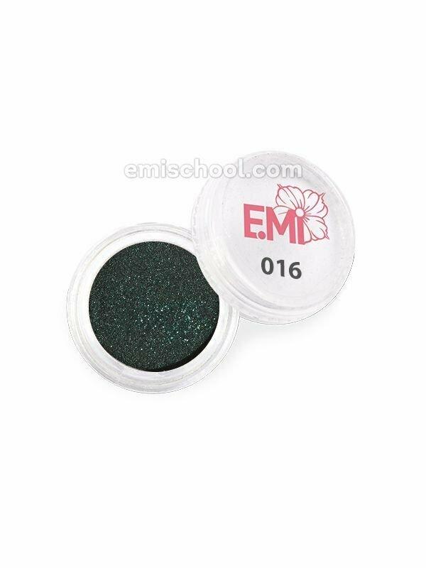 Pyłek jednego koloru metalicznego #016