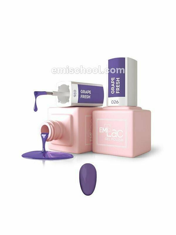 E.MiLac Grape Fresh 9 ml. 026
