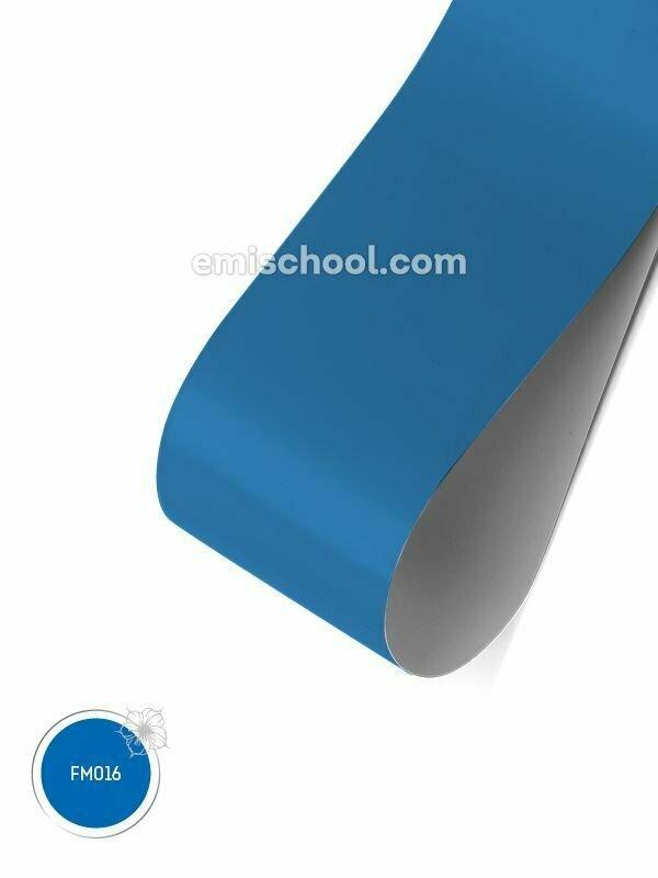 Foil matte Dark Blue