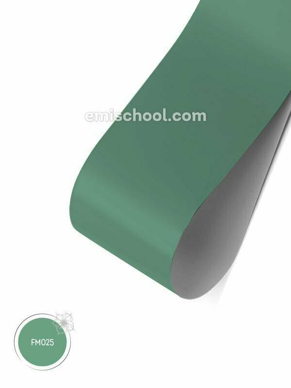 Foil matte Green Emerald