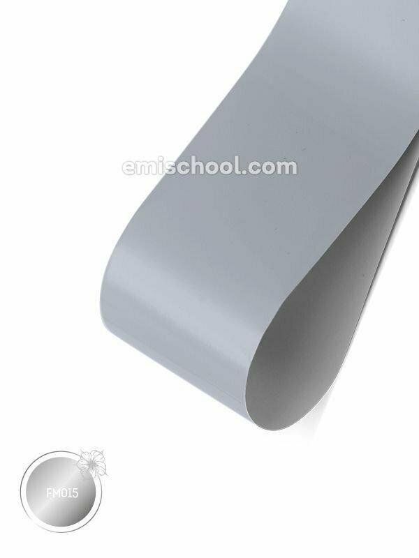 Foil matte Silver matte