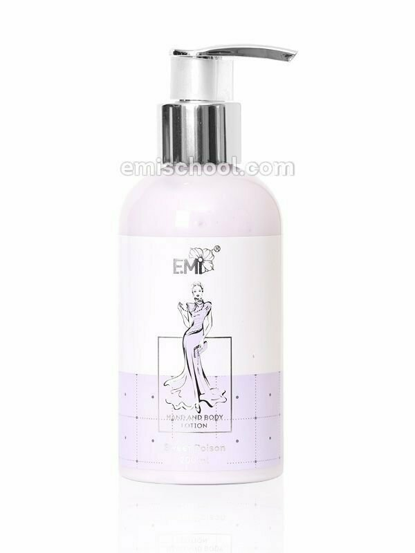 Hand and Body Lotion Sweet Poison, 200 ml.