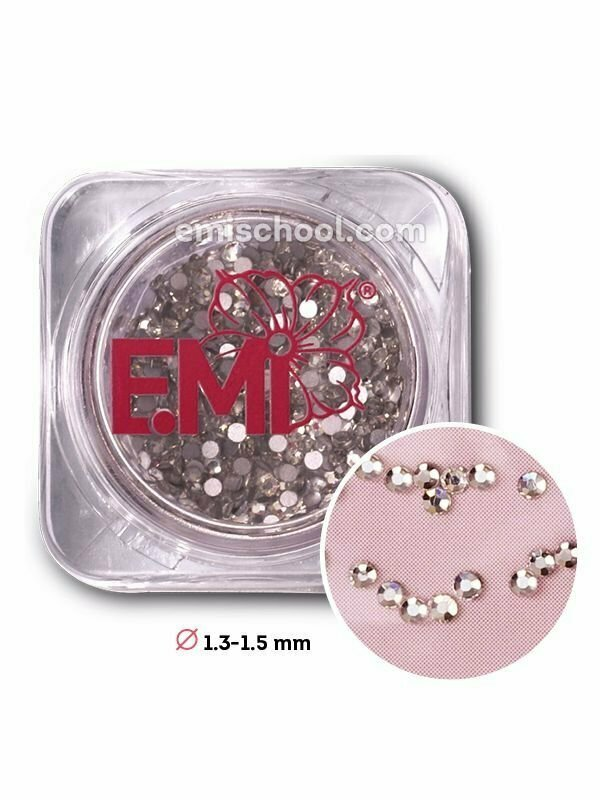 Rhinestones Brilliant #3, 500 pcs.