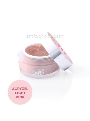 Acrygel Light Pink, 15 g.