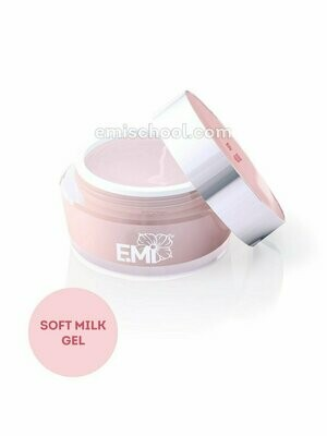Soft Milk Gel, 50 g.