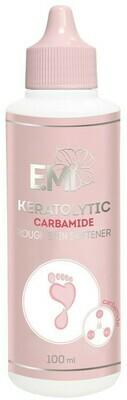 Keratolytic - Rough skin softener based on carbamide, 100 ml.