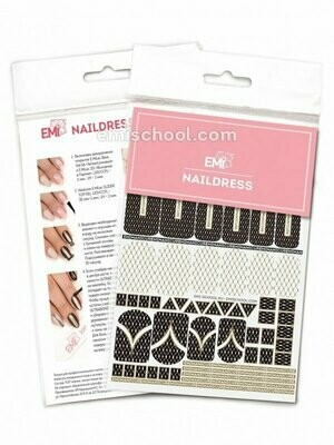 Naildress Slider Design #13 Luxe-print