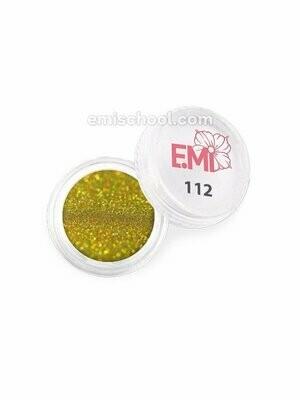 Holograficzny pyłek #112