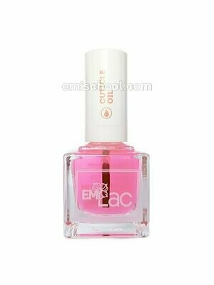 E.MiLac Cuticle Oil Barbie Girl, 15 ml.