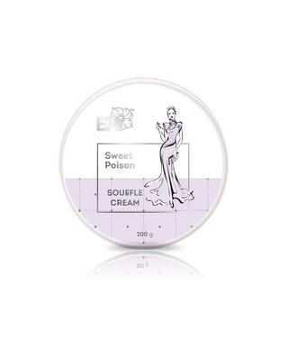 Souffle Cream Sweet Poison, 200 g.
