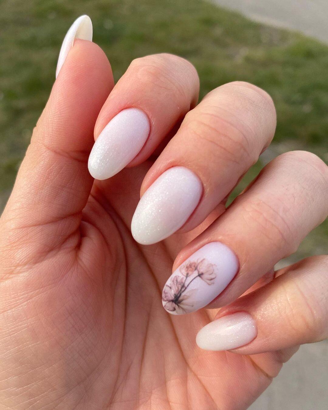 Fiber manicure