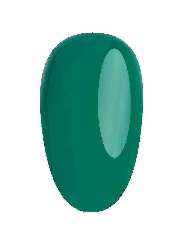 Lakier hybrydowy E.MiLac Green Glow #326, 9 ml.