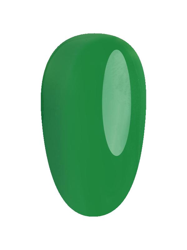 Lakier hybrydowy E.MiLac Lively Green #325, 9 ml.