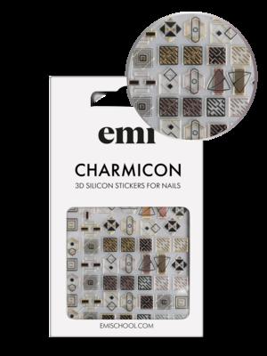 Naklejki silikonowe Charmicon 3D Silicone Stickers #193 Elegance