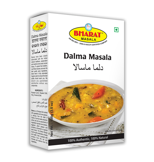 Bharat - Dalma masala 50gm