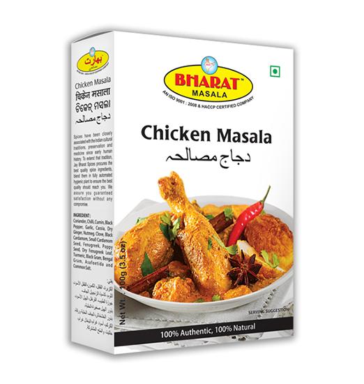 Bharat - Chicken Masala 50gm