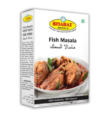Bharat - Fish Masala 50gm