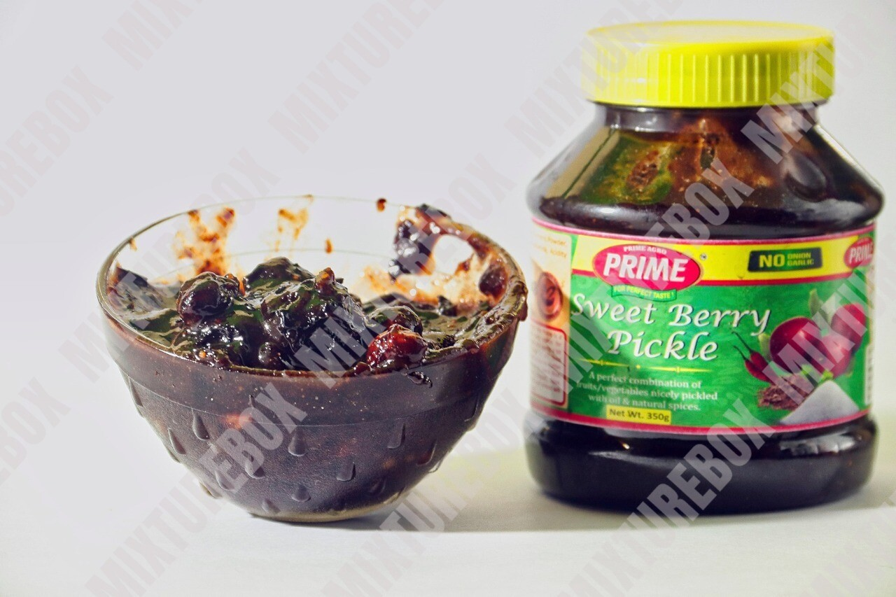 Sweet Berry Pickle- 350gms