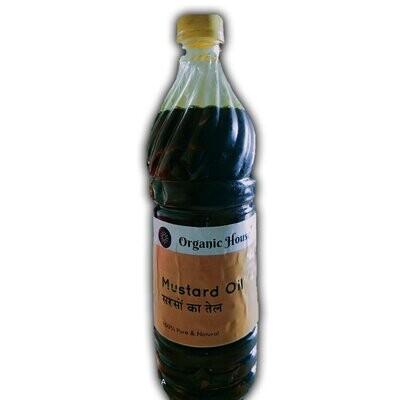 Mustard Oil(Cold press)- 1 Litre