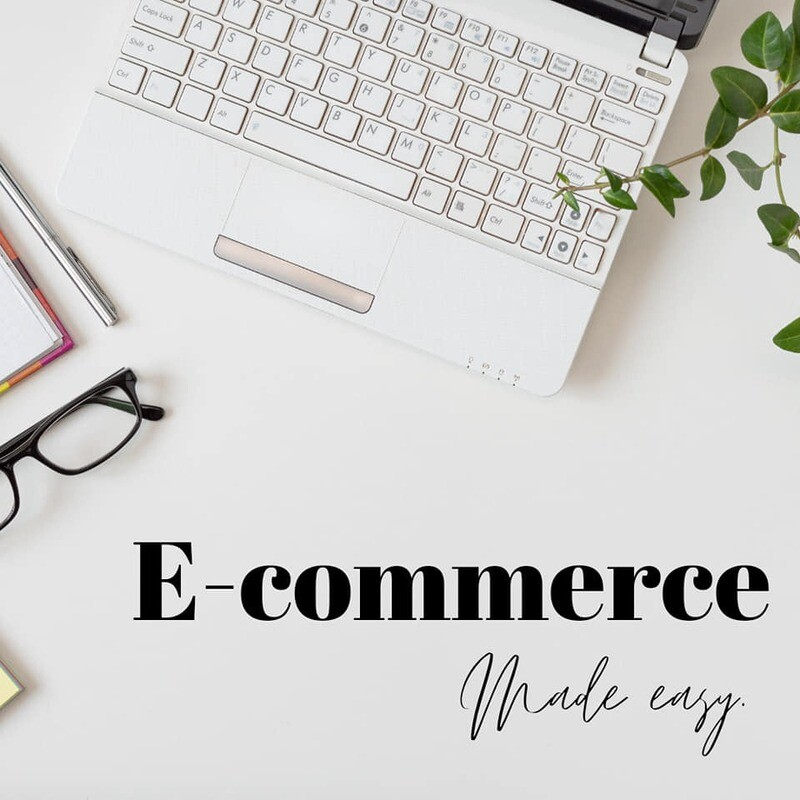 Web Design Package with Ecommerce