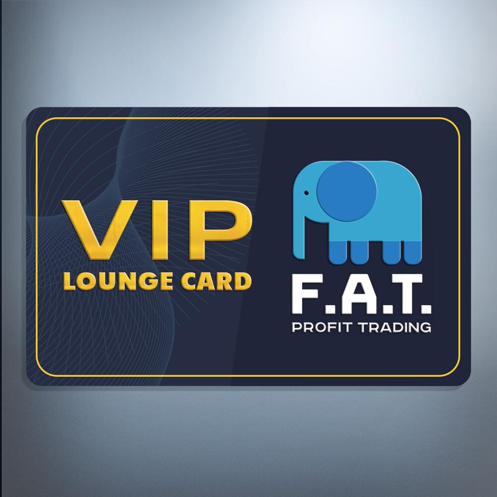 F.A.T. Lounge card
