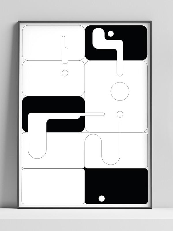 A2 Print by Jeremias Diekmann