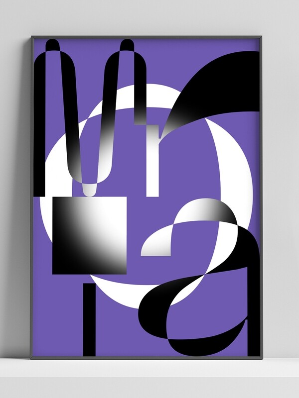 A2 Print by Marcel Häusler