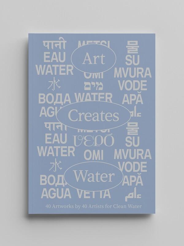 ART CREATES WATER Magazine