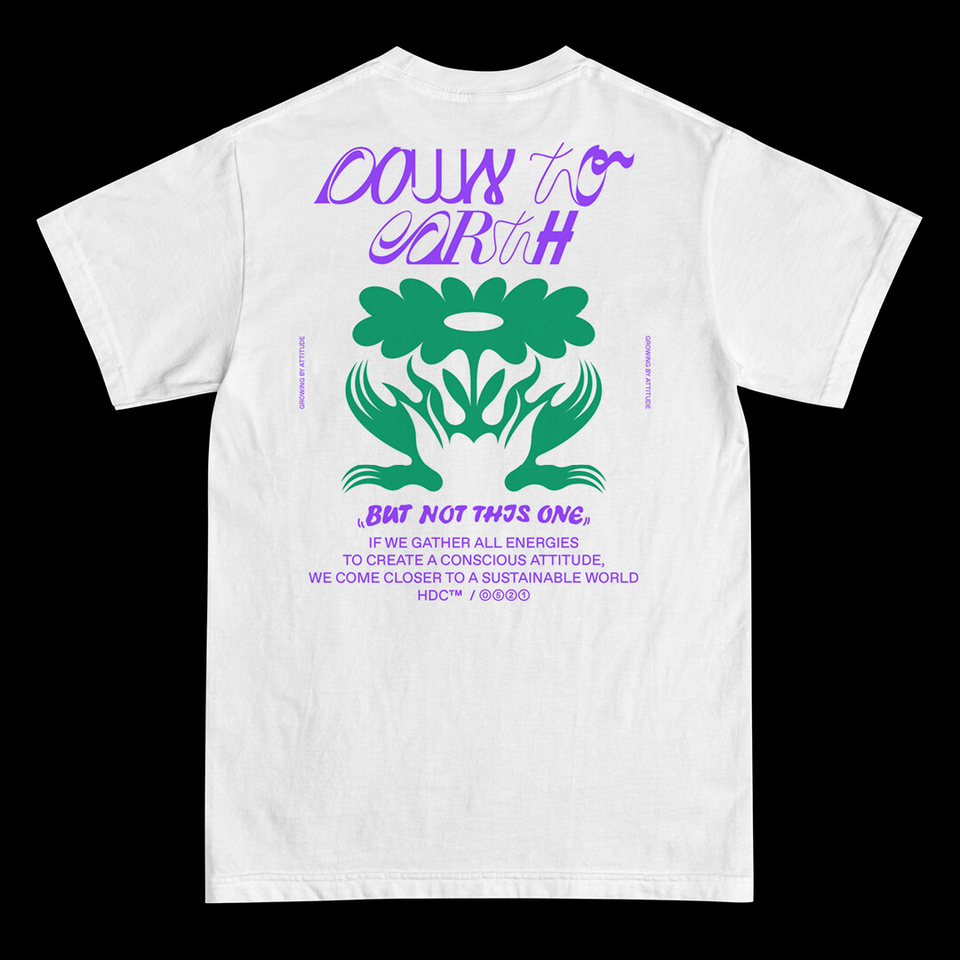 'Growing by attitude' T-Shirt