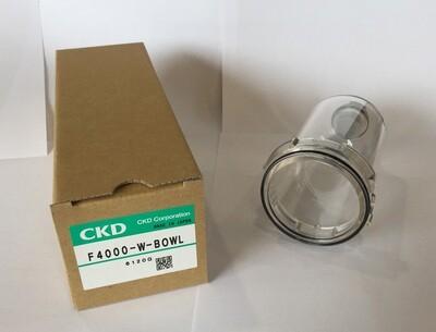CKD F4000-W-Bowl