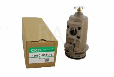 CKD F4000-W-Bowl-M