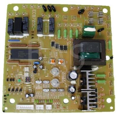 Daikin Printed Circuit Board For Standard: AKS-35- 55- 100- 105 & 205. #SB-2PY05004-1-KA