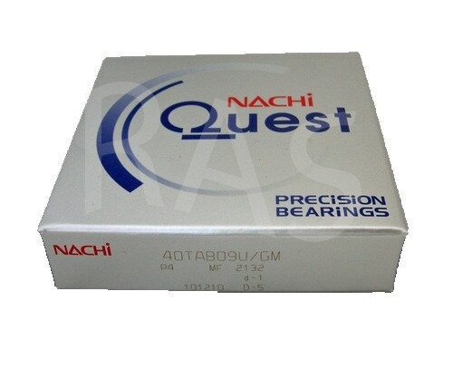 Nachi Bearing 40TAB09U/GMP4 Universally Ground (40TAC90)