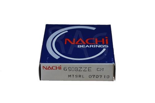 Nachi Bearing #6908ZZ