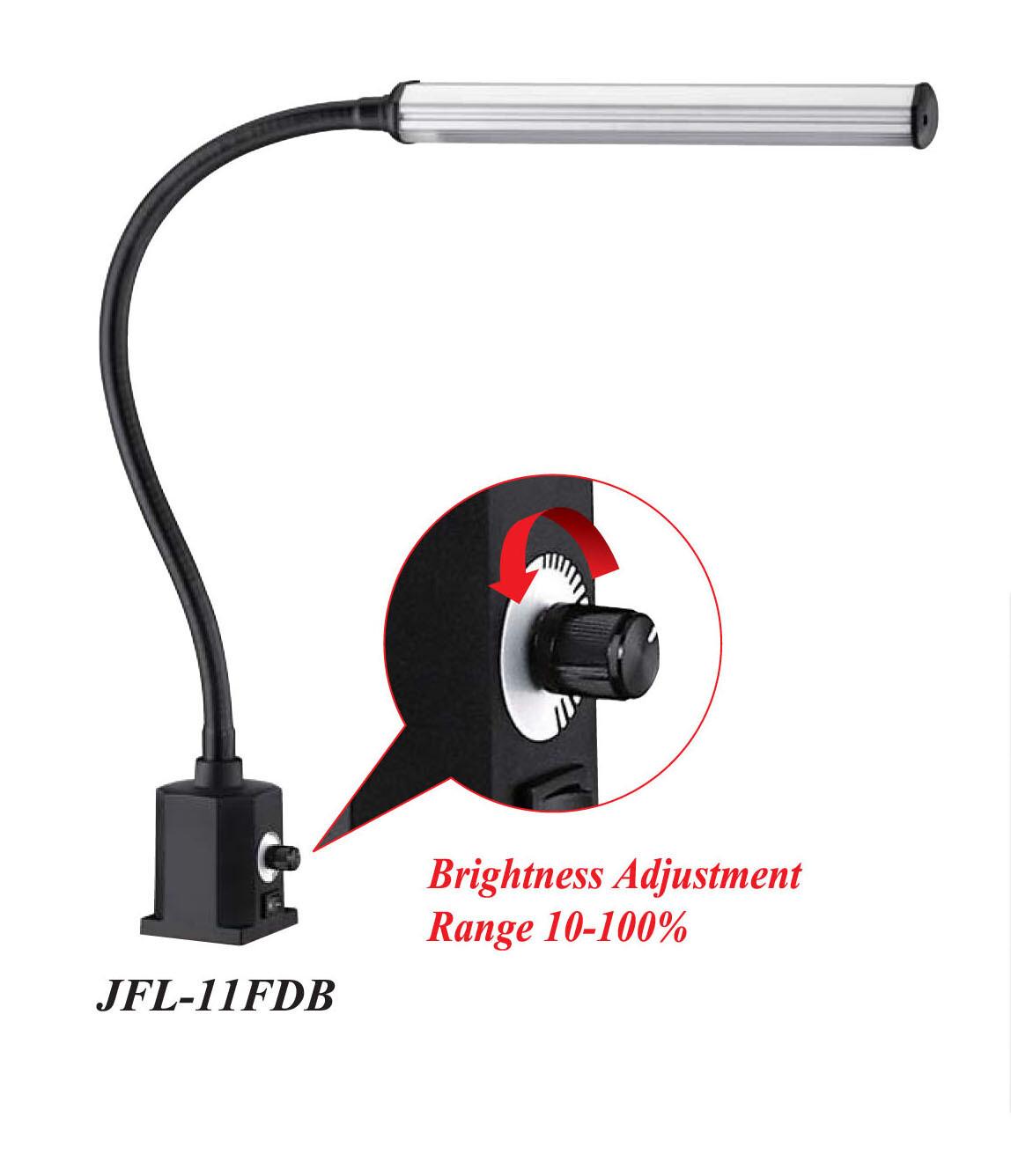 Jarrer Flexible Goose Neck LED Work Light JFL-11 Series