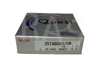 Nachi Bearing 25TAB06U/GMP4 Universally Ground (25TAC62)