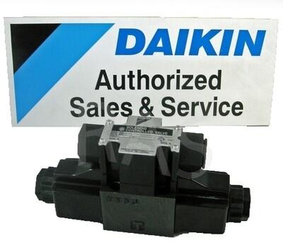 NEW Daikin Solenoid Valve #KSO-G02-2CA-30EN