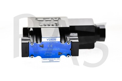Yuken Solenoid Valve DSG-01-2B2-A100-70