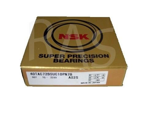 NSK Bearing #40TAC72BSUC10PN7B