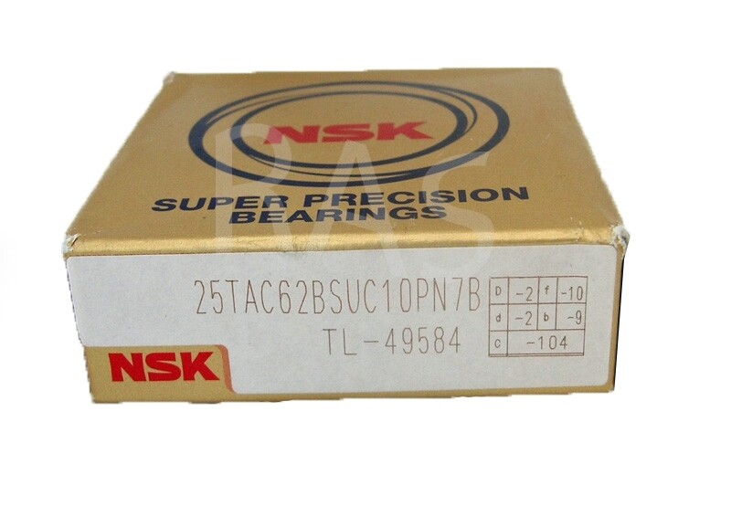 NSK Bearings - 25TAC62