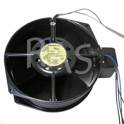Ikura Fan - THA1V-US7556MX-TP-V-NO