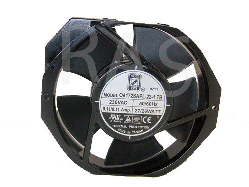 Orion Fans RAS Fan - 172mm x 150mm x 38mm