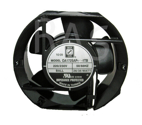 Orion Fans RAS Fan - 172mm x 150mm x 51mm (220VAC)