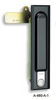 Takigen Auto-Lock Flush Handle A-480-A-1-TAK60