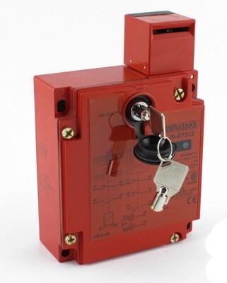 Yamatake LJS-E7312 Safety Key Switch Azbil Yamatake
